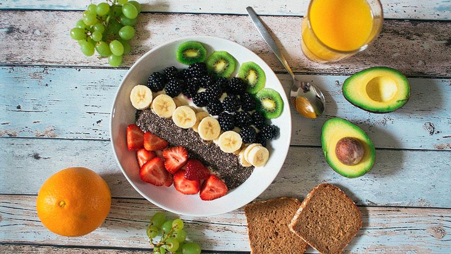 фруктовый салат для подавления голода