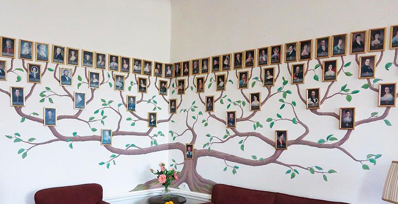 Как нарисовать генеалогическое дерево семьи карандашом своими руками? Как составить родословное дерево своей семьи: образец