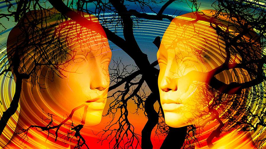 внутренний диалог при потере памяти