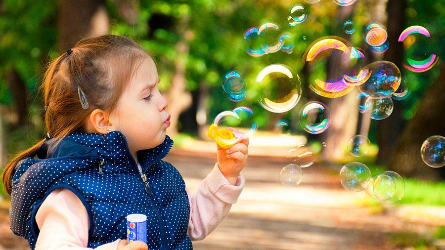 ребенок как чистый лист в жизни