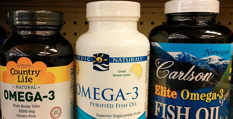 препараты с omega-3