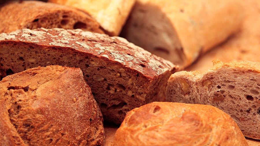 цельнозерновые продукты и хлеб