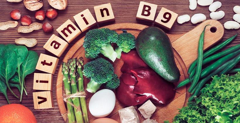 6 видов основных продуктов, содержащих фолиевую кислоту. Роль витамина В9 для нашего организма