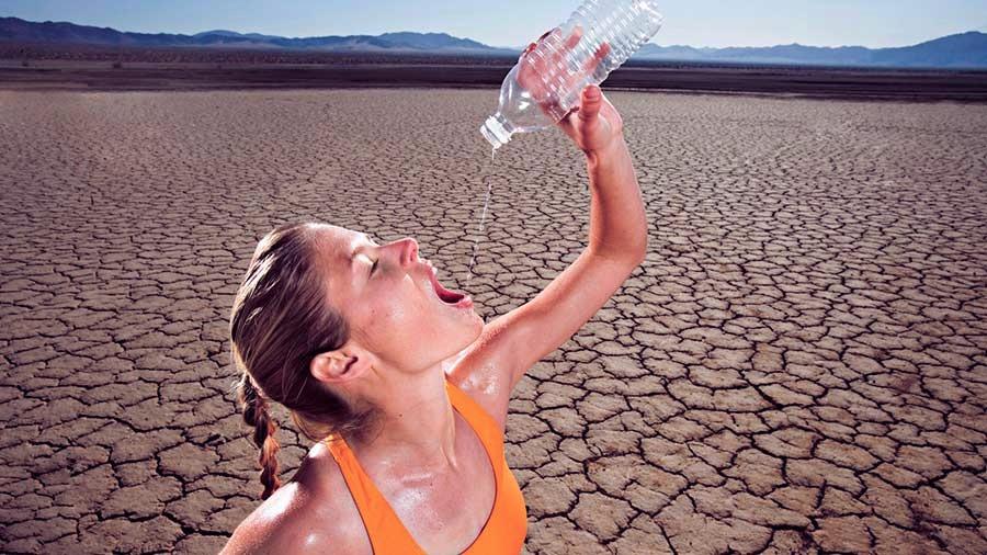 сильная жажда воды