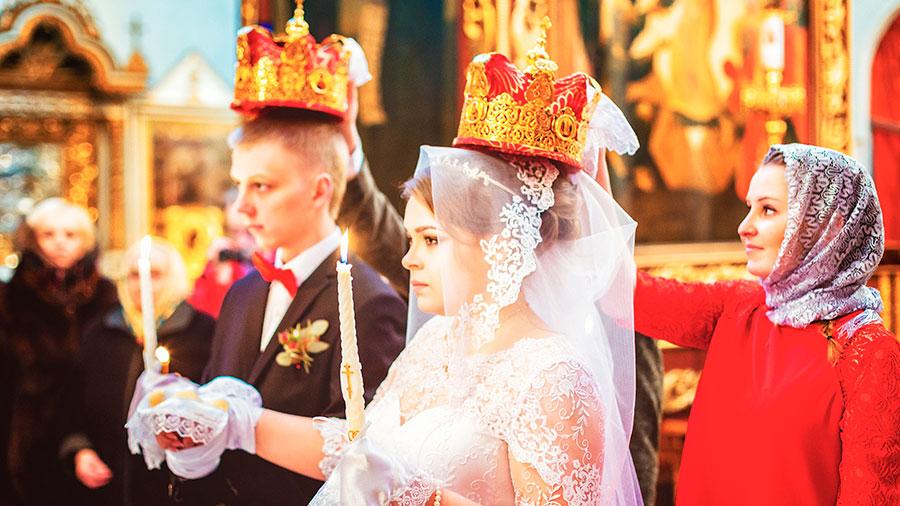 как проходит венчание в православной церкви