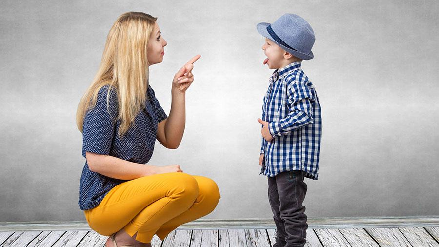 воспитание мамы сына