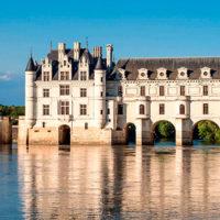 Франция: Замок Шенонсо (Chenonceau Castle) или Дамский замок на Луаре