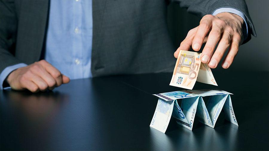 финансовая пирамида, мошенники