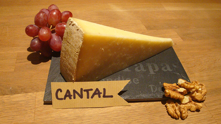 французский сыр cantal