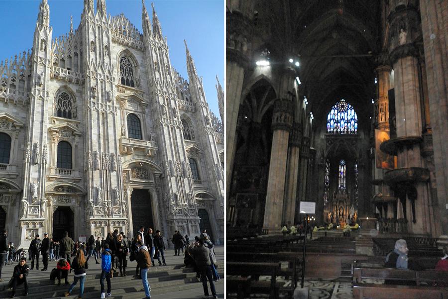храм в италии