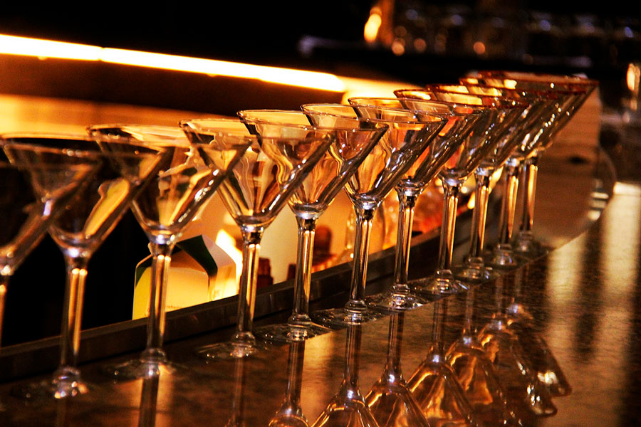 стаканы для мартини