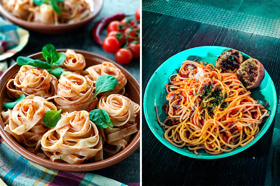 italyanskaya pasta