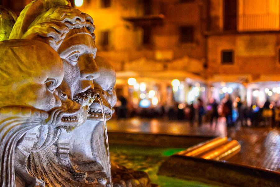 культурный отдых италия