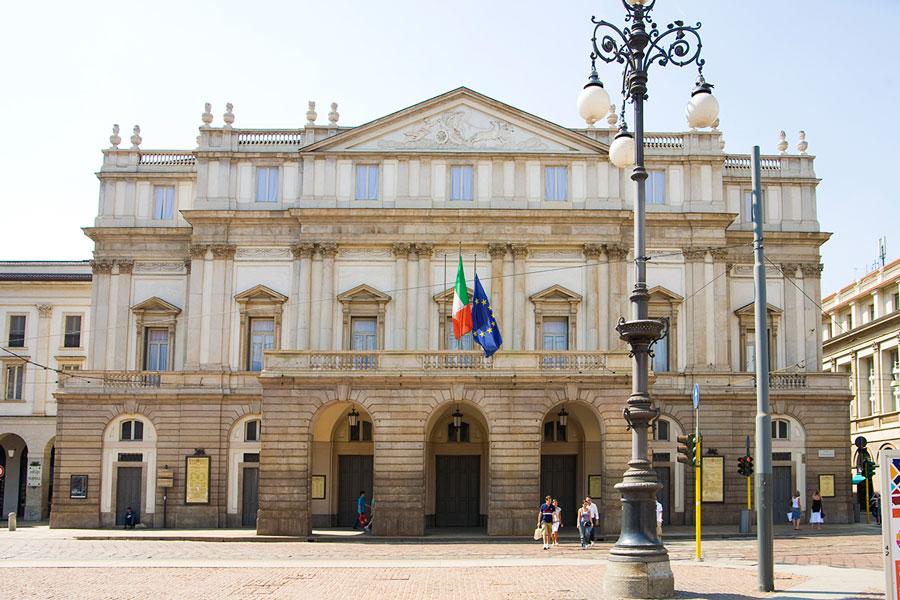 театр Ла Скала (La Scala)