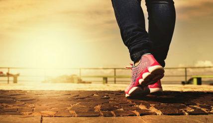 Калькулятор сжигаемых калорий при ходьбе пешком