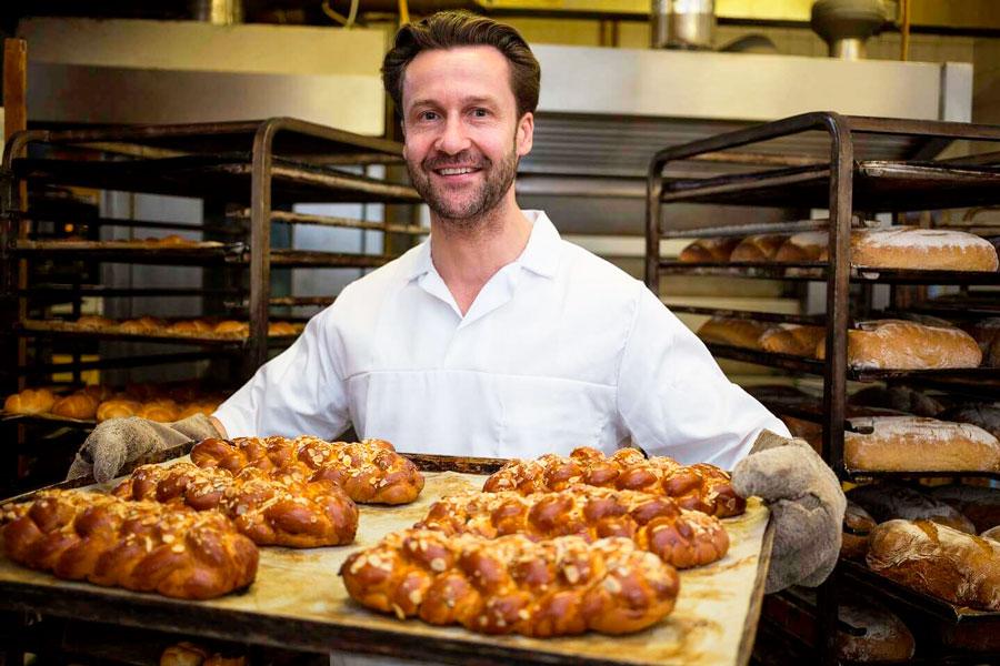 предприниматель пекарь