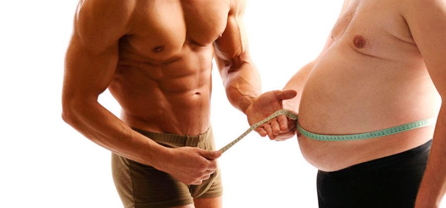 Калькулятор расчета процента жира по окружностям тела