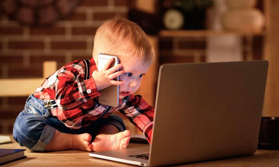 интернет зависимость ребенок