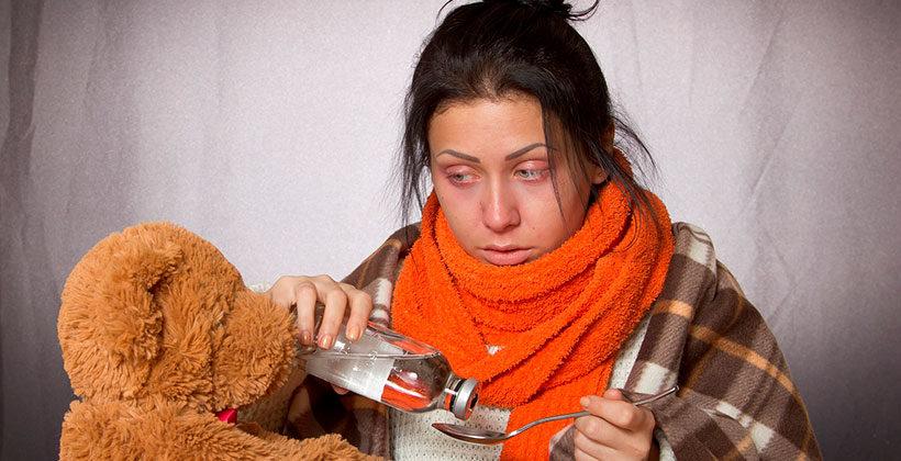Причины и симптомы снижения иммунитета. Народные средства при пониженном иммунитете