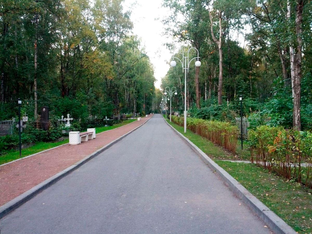 киновеевское кладбище