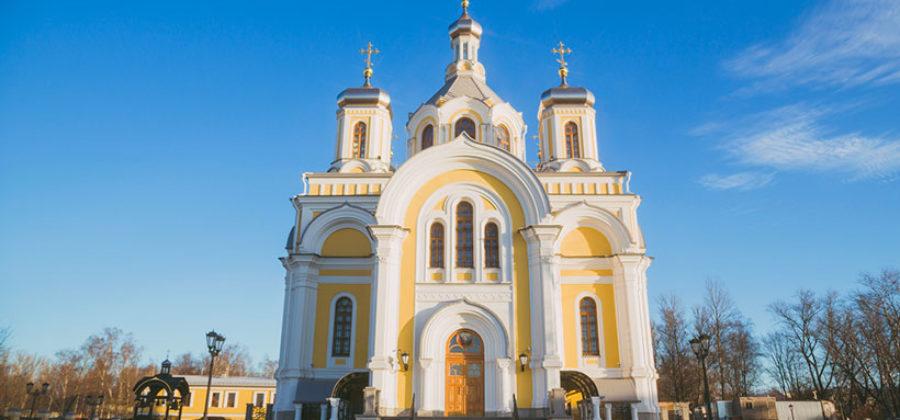 История одного храма в Санкт-Петербурге. Киновия Александро-Невской лавры (ч. 1)