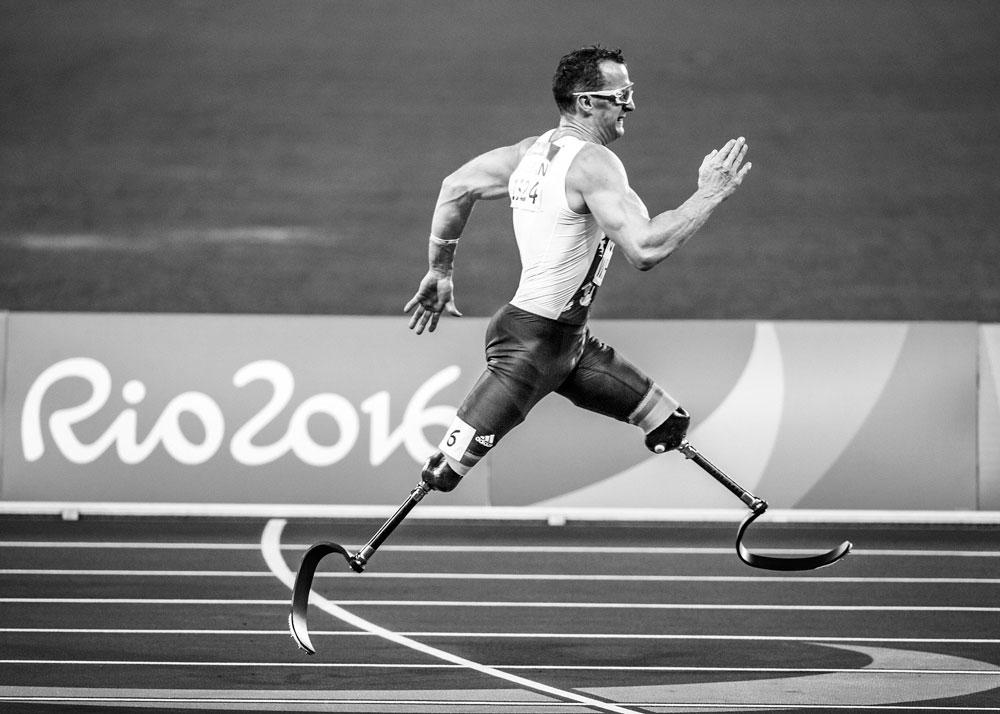 спорт, инвалид
