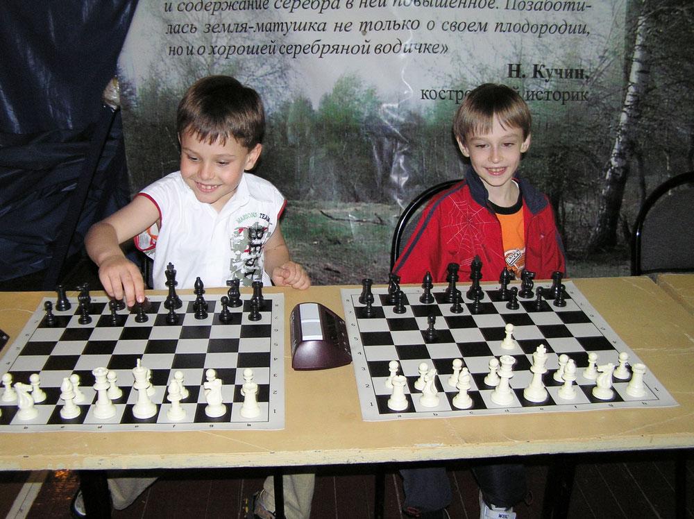 игра в шахматы, развитие интеллектуального потенциала
