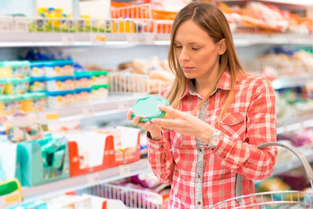изучение состава продуктов