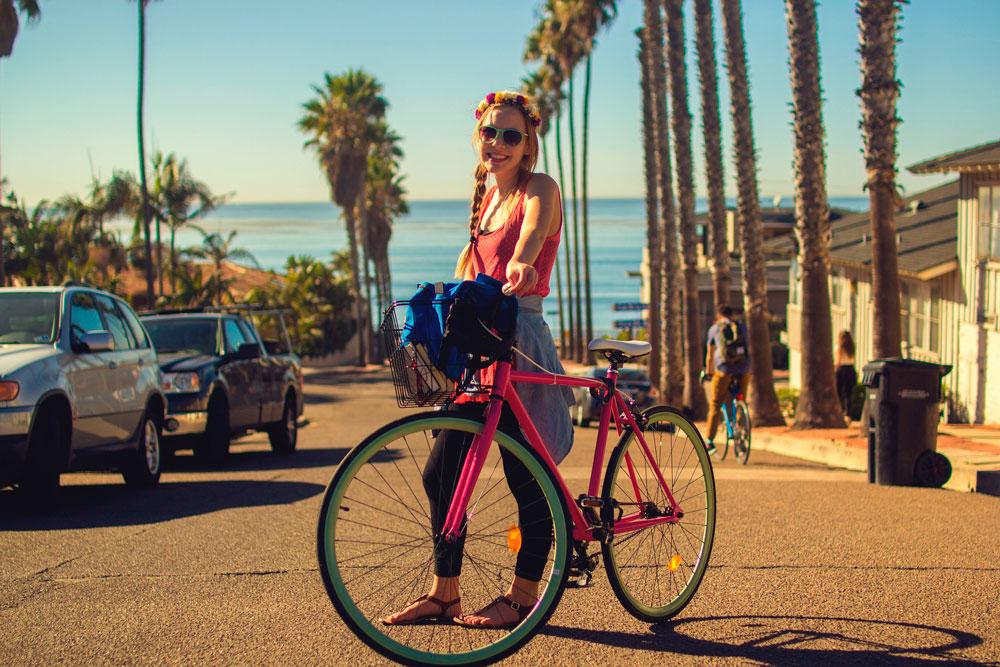 прогулка не велосипеде для похудения