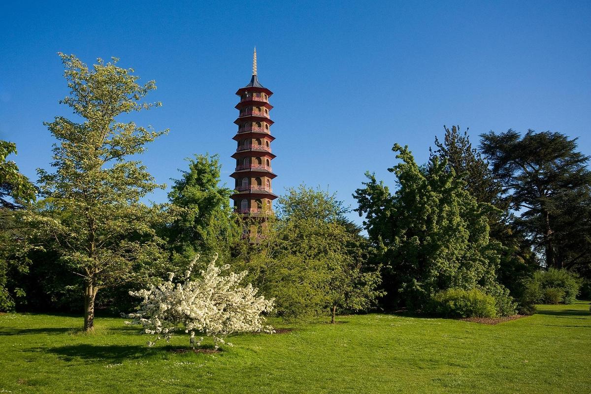 Pagoda Kew Gardens