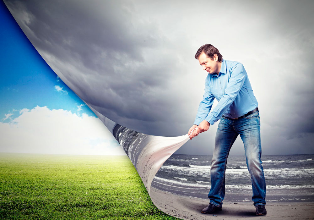преодоление стагнации, перемены к лучшей жизни
