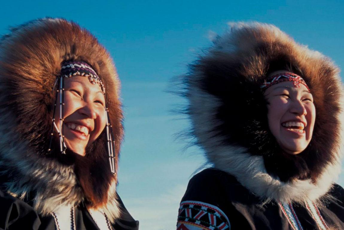 эскимосы инуиты