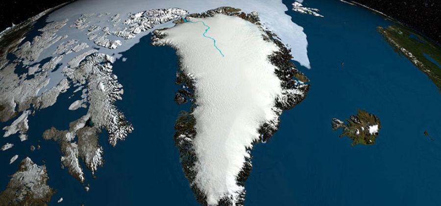 Гренландия— родина айсбергов и рай для путешественников. Почему она часть Дании?