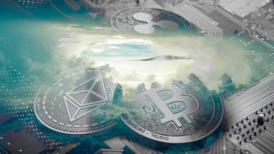 криптовалюты, биткоин, эфир