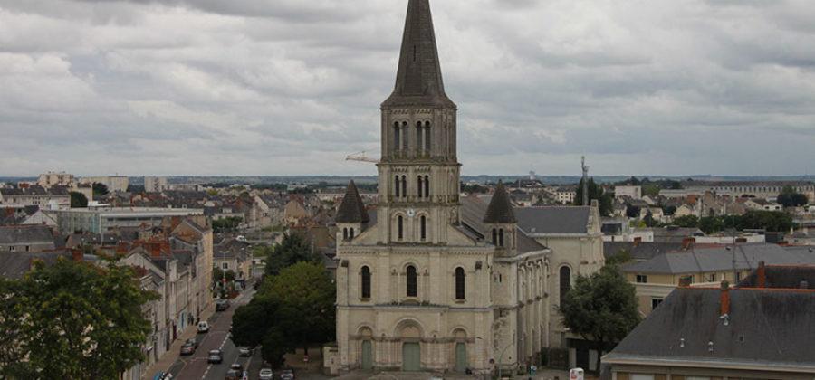Франция: 4 стороны света в Анже и замок короля Солнце. Парк «Терра Ботаника»
