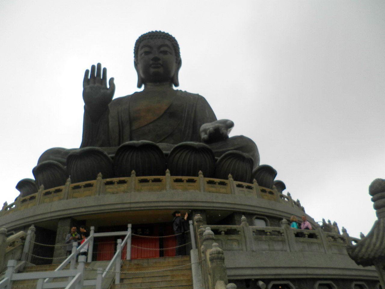 Гонконг будда