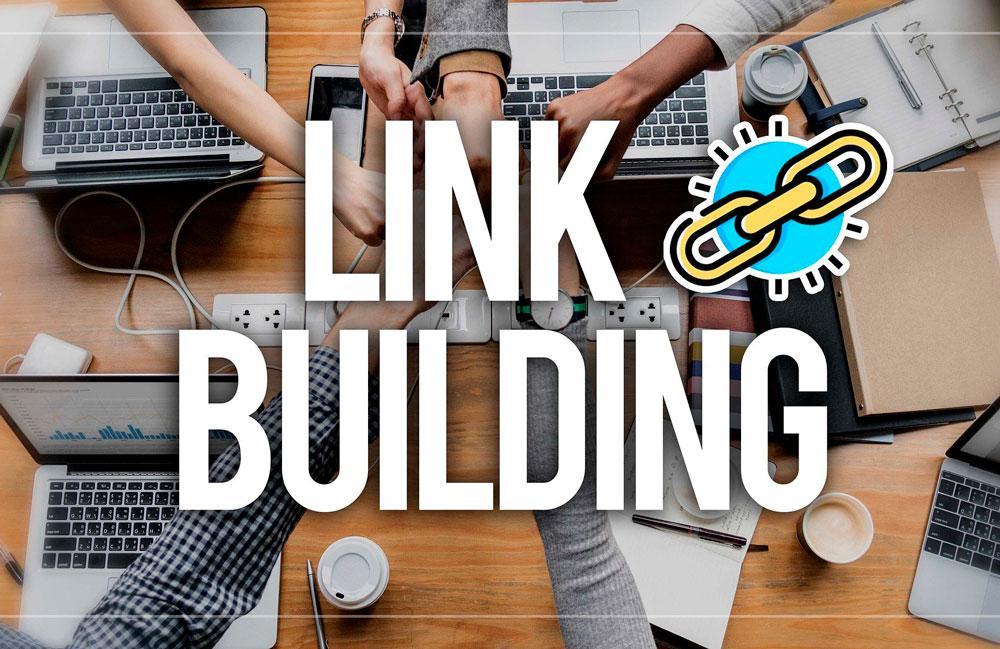обратные ссылки, link building