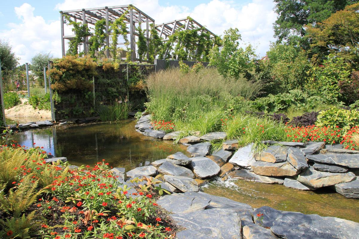 Франция парк Терра Ботаника