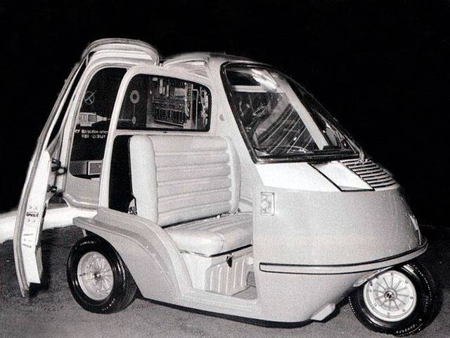 Toyota Comutter 1970