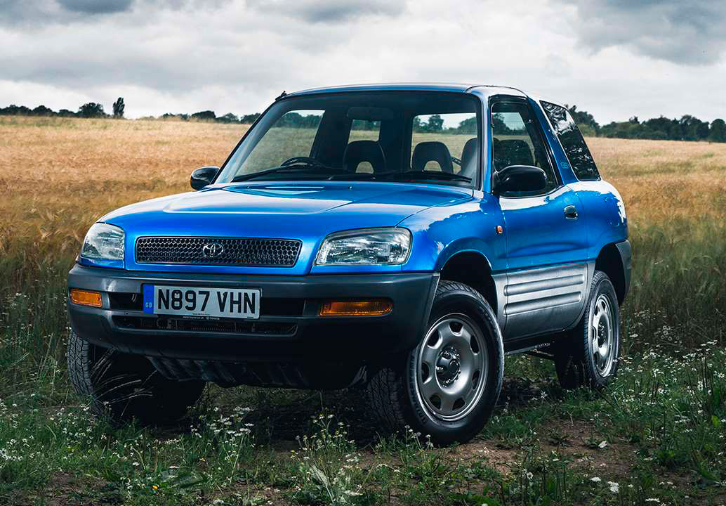 Toyota RAV4 (XA10) 1994