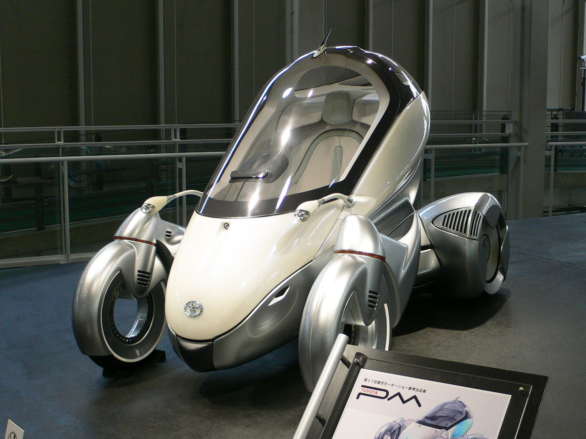 Toyota PM (Personal Mobility)
