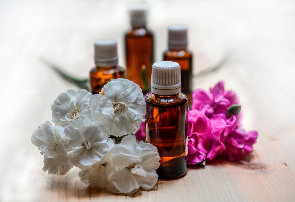 Ароматерапия, эфирные масла