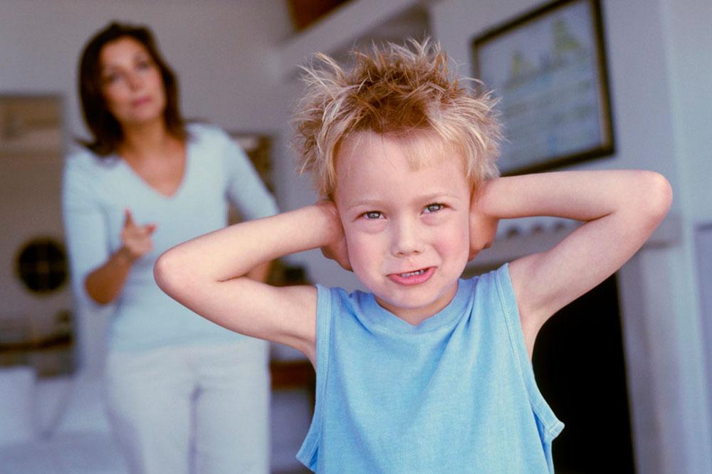 агрессивный ребенок, непослушание