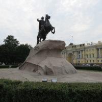 Фото Санкт-Петербург— Питерские парадные, Аврора, Дворцовая площадь, Собор Спаса на Крови
